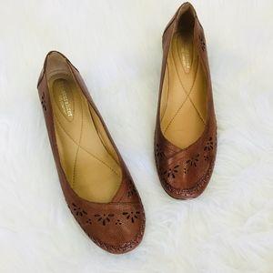 Naturalizer N5 Comfort Wedge Round toe heels